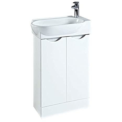 Phoenix Boston Unit & Basin - White FU080
