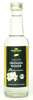 Bio Orangenblütenwasser - 275ml von Cosmoveda bei Gewürze Shop