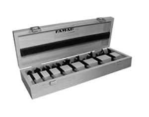 4teiliger FAMAG Bormax WSForstnerbohrersatz D=35,40,45,50mm im Holzkasten  BaumarktRezension