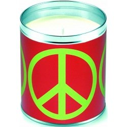Aunt Sadie's Holiday Peace Candle, Juniper Fir