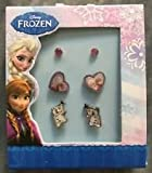Disney Frozen Stud Earring Set