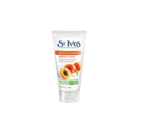 お試しサイズ28g St. Ives Blemish And Blackhead Control Apricot Scrub 28g アプリコット・スクラブ洗顔 ~アメリカ美容雑誌allureでベストセラー賞~