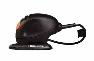 Black & Decker Detail Finish Sander (7434)