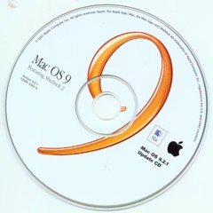Mac OS 9.2.1 Update CD