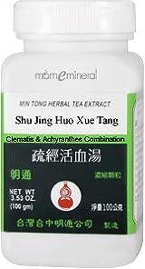 Shu Jing Huo Xue Tang 100 gms by Min Tong