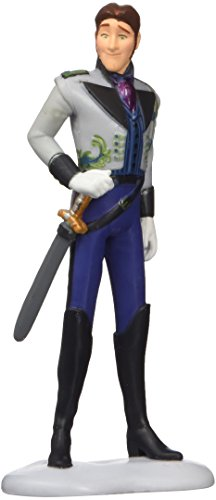 "Disney Frozen Exclusive Loose Mini PVC Figure Hans 2.5"" Doll Toy Cake Topper - 1"