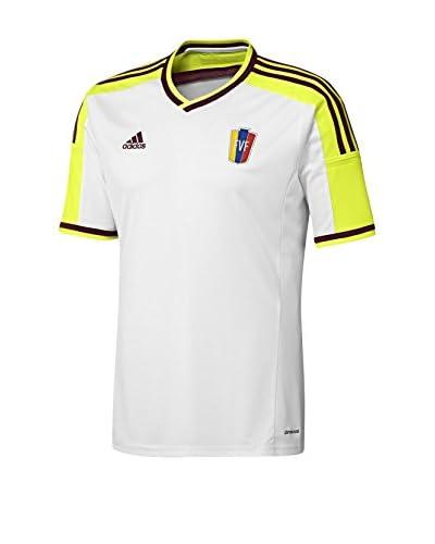 adidas Camiseta de Fútbol Venezuela Away 2014/2015 Blanco
