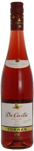 Torres De Casta Rosado Rose Wine 75cl (Case of 6)