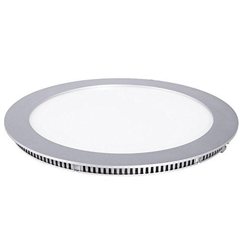 Royoled Pb17512 12W 3000K Smd Led Round Panel Light Ultra Thin Recessed Lighting Panel Down Light Lamp