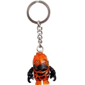 LEGO Power Miners Firax Key Chain 852862