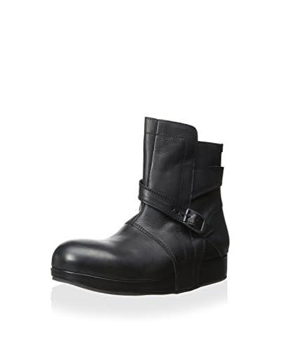 Alexandre Plokhov Men's Jodhpur Boot with Platform