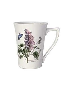 Portmeirion Botanic Garden Mandarin Mug, Set of 6