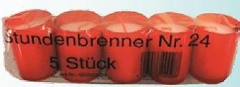 150 St. - 24 Stunden Brenner -