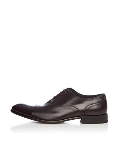 NO DATA IN SABLE Zapatos Oxford Marrón Oscuro