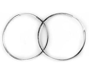 Medium Sterling Silver Endless 2