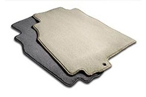 Infiniti Carpeted Floor Mats G37 (Black/New Emblem) (Infiniti G37 Black Emblem compare prices)