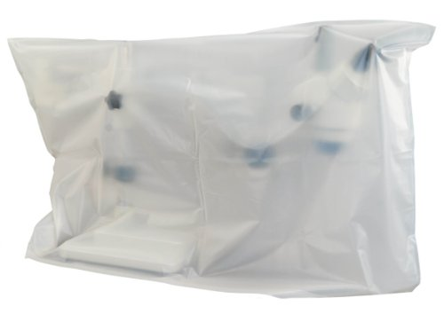 Omax 35 X 22 Large Durable Dust Cover For Boom Stand Or Articulating Arm Microscopes