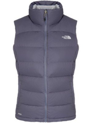 The North Face Nuptse 2 Vest Women's Greystone Blue / Dapple