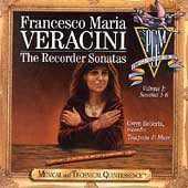 Veracini;Recorder Sons.1
