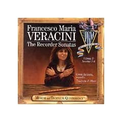 Veracini;Recorder Sons.1