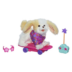 FurReal Friends Trixie The Skateboarding Pup