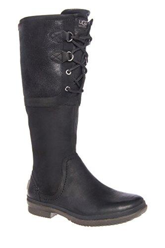 Elsa Low Heel Mid Calf Boot