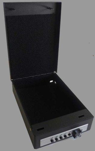 Details for ShotLock 1911 Solo Vault, Car Safe for Full Frame Handguns