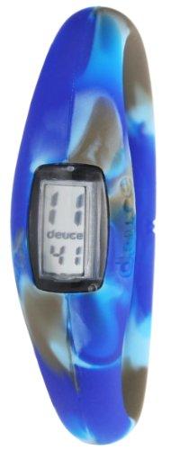 Deuce Brand Men'S Dbg2Cbul G2 Silicon Rubber Sports Watch