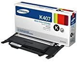 Samsung CLP325 Original Laser Toner Cartridge - Black(1000 pages @ 5% coverage)