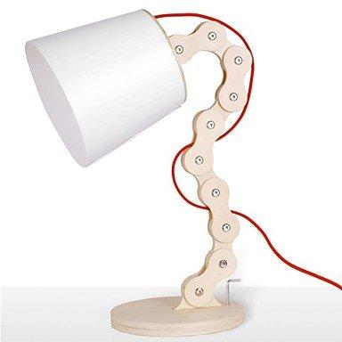ZWC Desk Lamps LED Novelty Wood/Bamboo , 220V