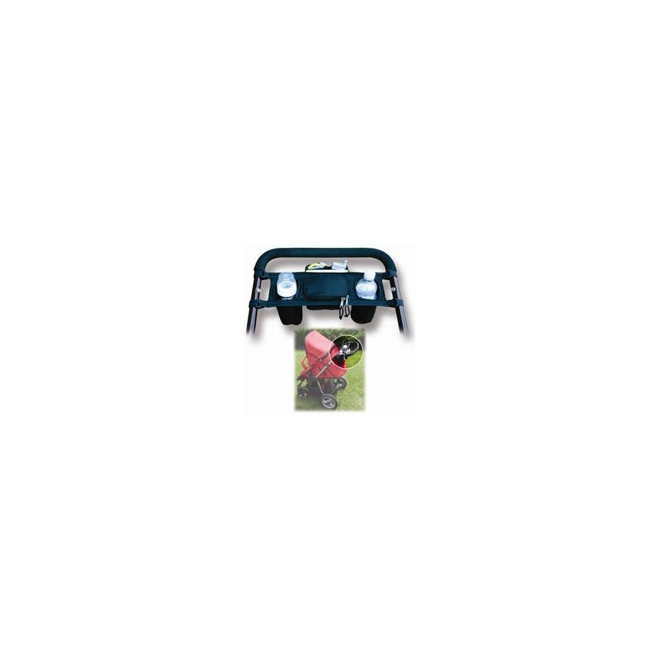 Black Jolly Jumper Stroller Caddy