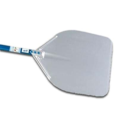 15-inch Rectangular Pizza Peel - 47-inch Handle