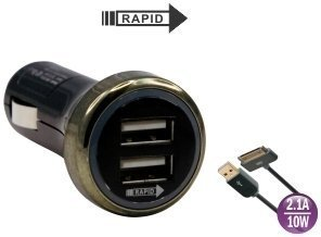 Ultran Mate 2.1A Dual USB Car Charger