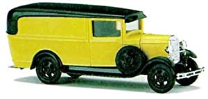 Busch Gmbh and Co Kg - 1931 Ford Model AA 1-Ton Panel Truck - Assembled -- Various Colors - HO