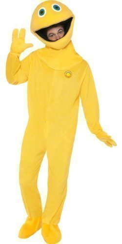 Zippy From Rainbow Kids TV Show Fancy Dress Costume.