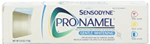 Sensodyne Pronamel Gentle Whitening Toothpaste, Alpine Breeze, 4-Ounce Tubes (Pack of 3)