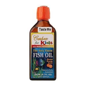 Carlson for kids the very finest fish oil for for Carlson fish oil amazon