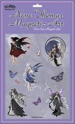 Nene Thomas - Angel Fairies - Die Cut Magnet Set - 1