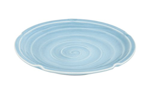 Achla Designs Glacier Blue Ceramic Bowl