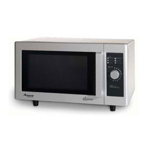Amana Microwave Oven - 1000 Watt - Stainless Steel