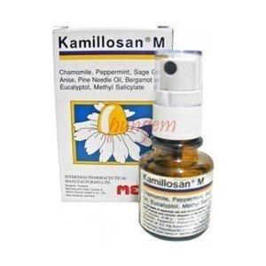 Kamillosan M Spray (Anti Bacteria Sore Throat & Tonsil)