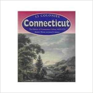 Connecticut (13 Colonies)