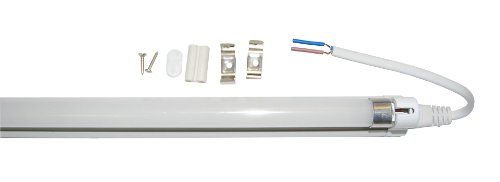 T5 High Brightness 16 Watt Tube Light With Fixture Color: Warm White
