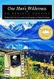 img - for One Man's Wilderness: An Alaskan Odyssey book / textbook / text book