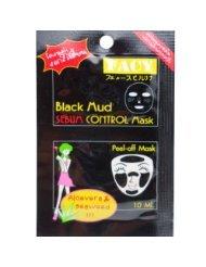 black mud sebum control mask