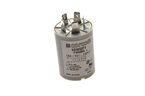 GE WH12X10408 Power Line Filter for Washer (Ge Water Filter Line compare prices)