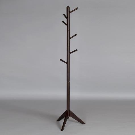 Crown Mark Hall Tree, Espresso (Coat Hanger Stand compare prices)