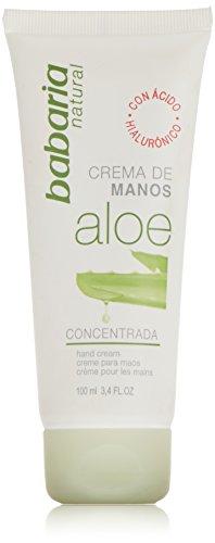 Babaria Aloe Vera Crema Mani - 100 ml