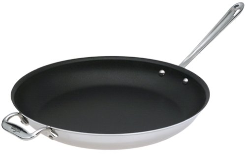 Buy Best Cheap All Clad Stainless 14 Inch Nonstick Fry Pan
