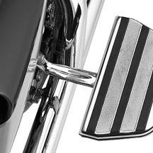 H-D Chrome Passenger Footboard Support Kit 52714-04